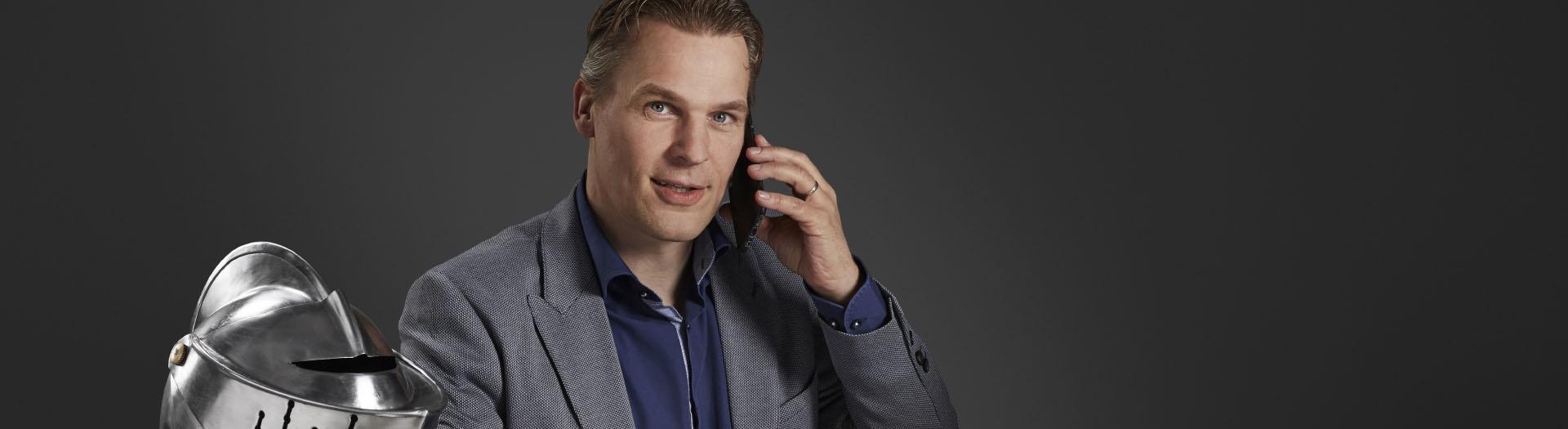 Arjen Haselbekke Helm
